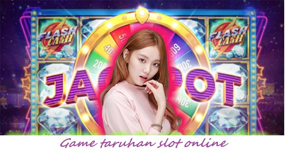Game taruhan slot online